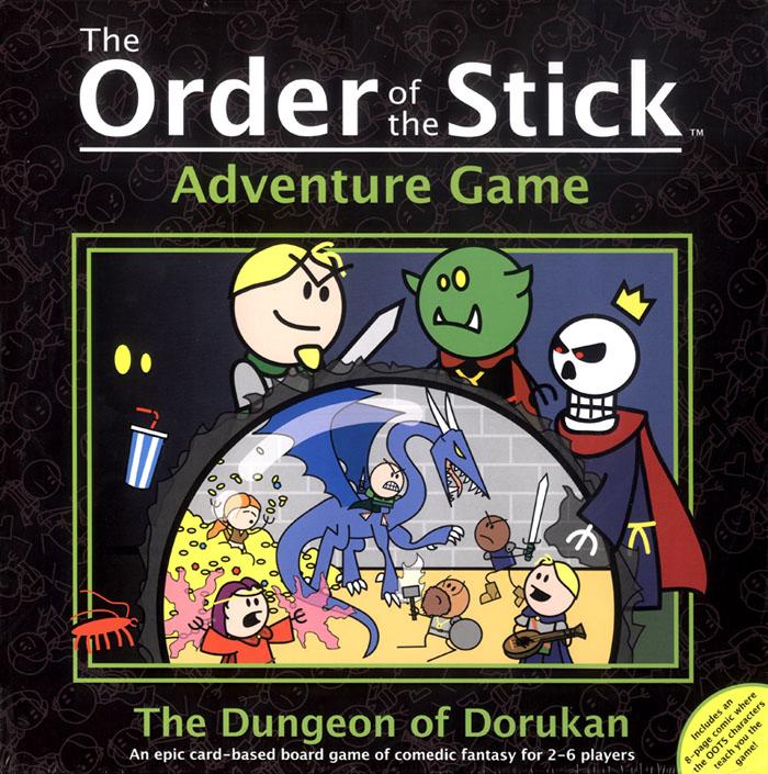 Order of the Stick - Dungeon of Dorukan.jpg
